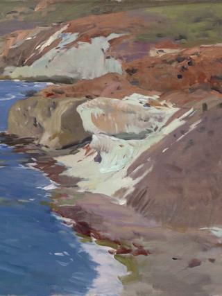 La Vela Blanca, Cabo de Gata