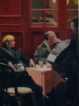 Restaurante, Montmartre