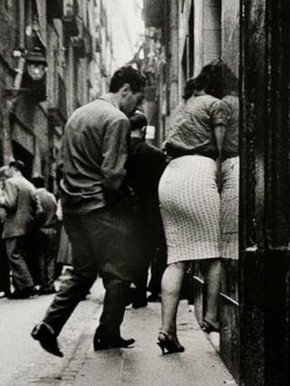 """""""Raval"""". 1960."""