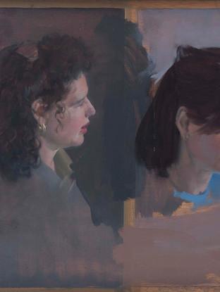 Rita y Yolanda. Sonata para piano nº18, op.31/3