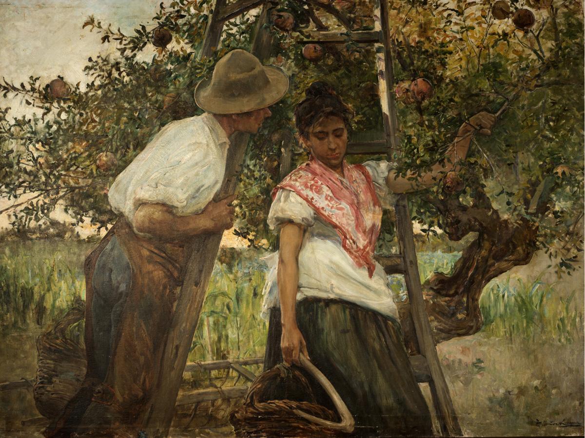 MUÑOZ_LUCENA_Idilio_circa_1899_oleo-lienzo