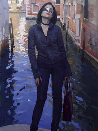 Rita en Venecia