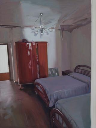 La casa de Albox. Dormitorio, alcoba