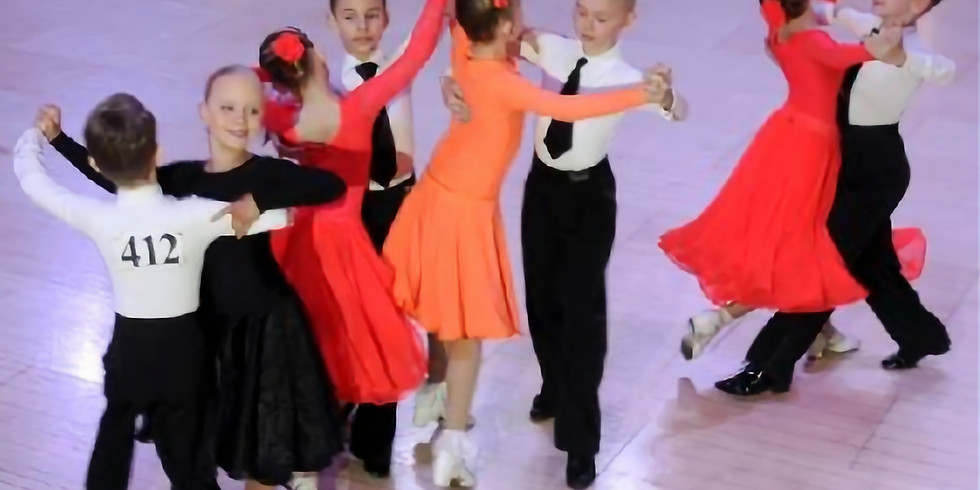 Children/YouthIntermediate - Ballroom & Latin