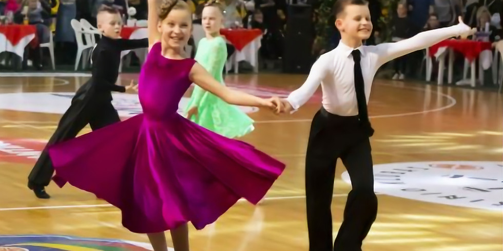 FREE Introductory Kids/Youth Beginners Class - Ballroom & Latin