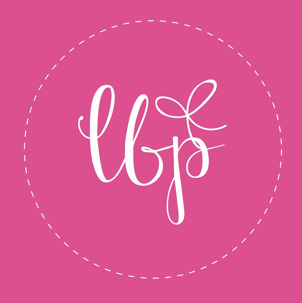 Little Bow Peeps Stamp Logo