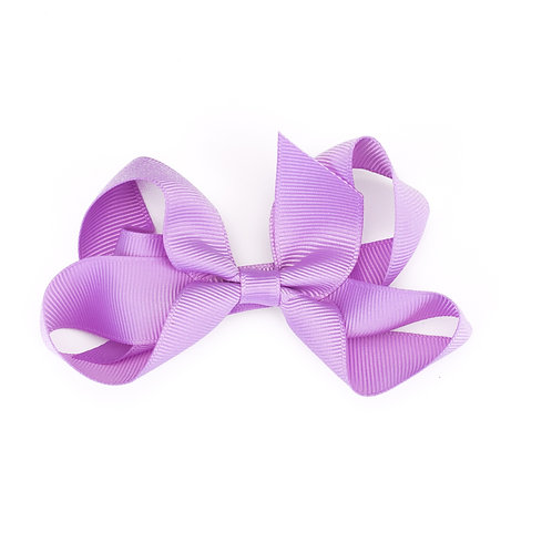 Loopy Bow Lavender