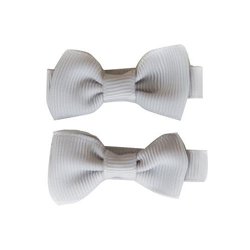 Bow Tie Bows Silver