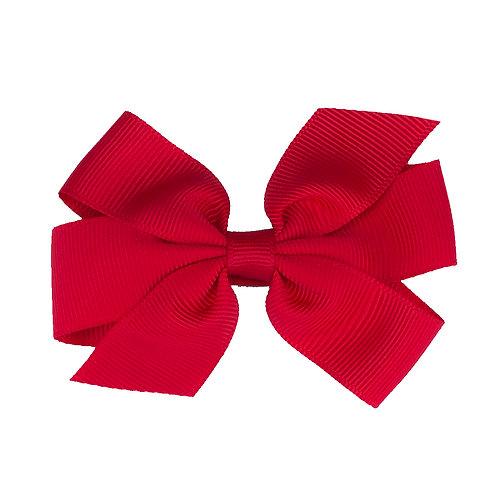 Pinwheel Bows Poppy