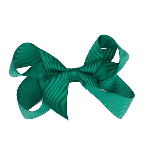 Loopy Bow Emerald