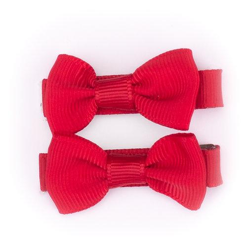 Bow Tie Bows Poppy