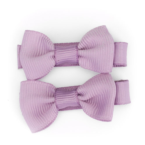 Bow Tie Pair Bow Heather