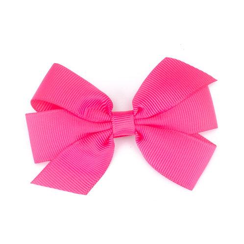 Pinwheel Bows Hot Pink