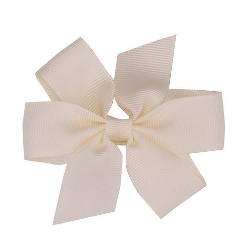Pinwheel Bows Vanilla