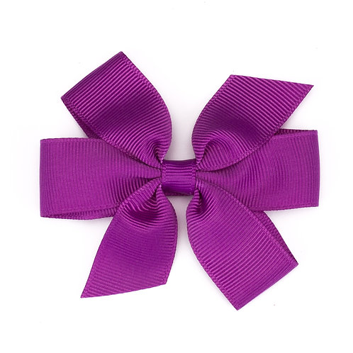Pinwheel Bows Violet