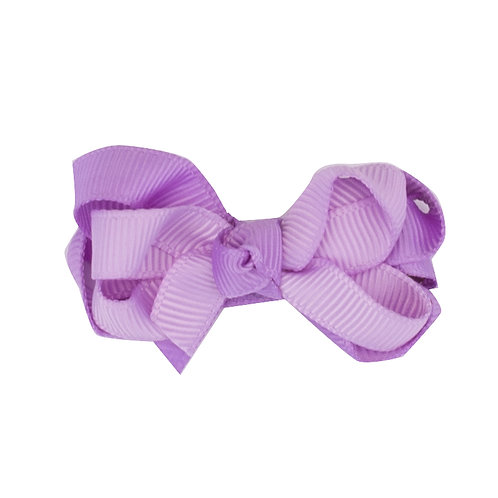 Colour Duo Bow Lavender Fields