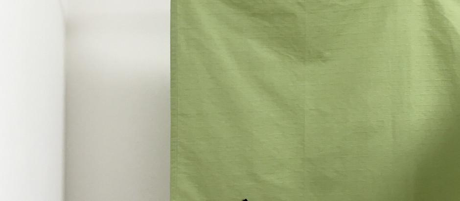甘味処「洛」様の暖簾