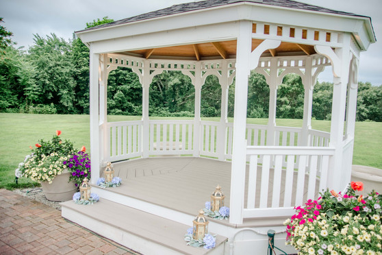 Tirrell Room Gazebo