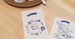 daisy daisy様のショップカード