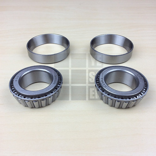 Headstock Taper Roller Bearings For Motorbike Use