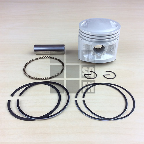 Honda XL125 XL 125 Piston Kit (1979-1987) 56.5mm standard