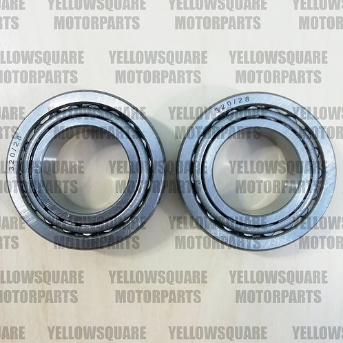 Headstock Bearings BMW K100 K 100 LT (1986-1991)