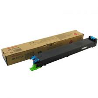 Original Sharp MX31GTCA Cyan Toner