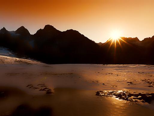 Über den Tristacher See zum Auerling 2035 m
