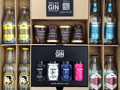 GIN Tonic Freunde Box