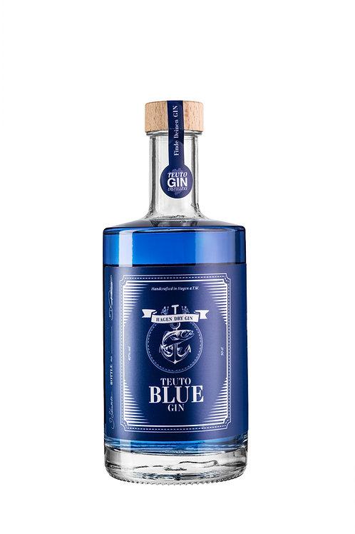BLUE GIN 0,5 l