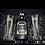 Thumbnail: TeutoGIN 0,5 l im Set mit zwei TeutoGIN Gläsern