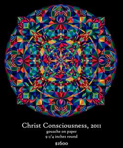 Christ Consciousness Mandala