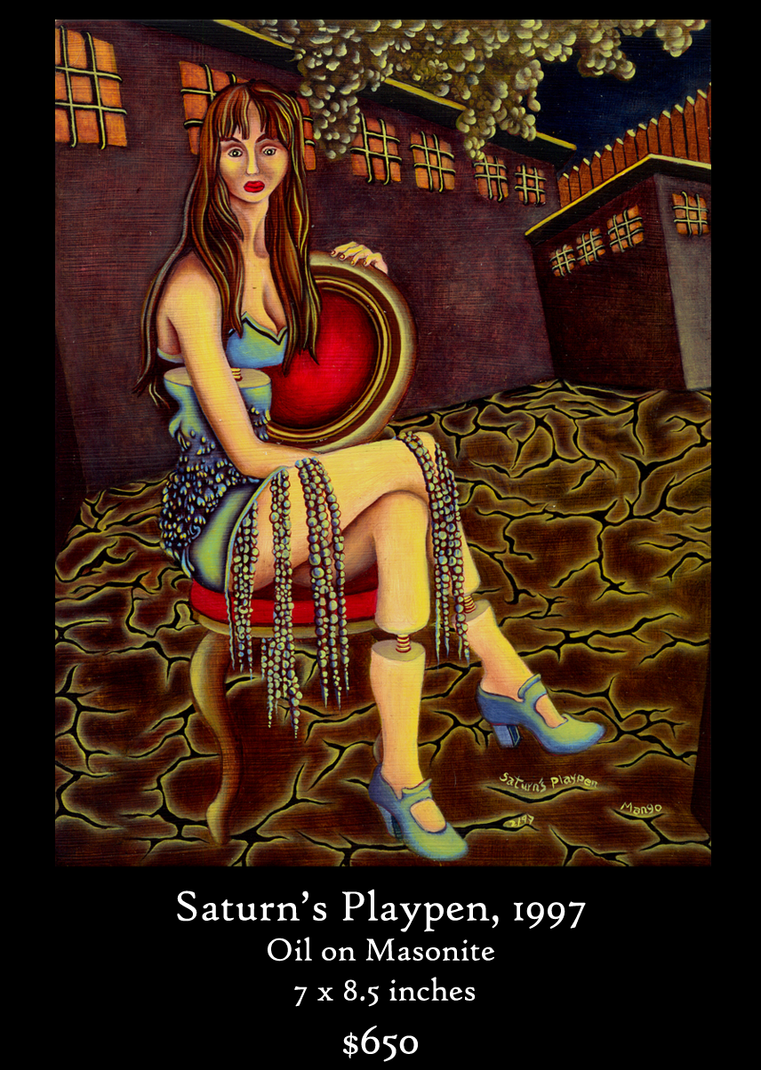 Saturn's Playpen