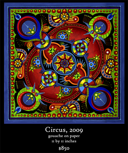 Circus Mandala