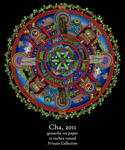 Cha Mandala