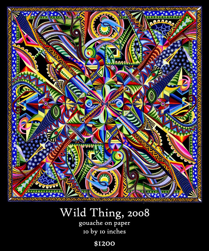 Wild Thing Mandala