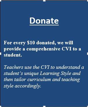 Donate a CVI