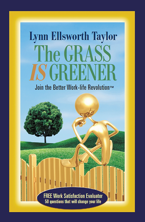 The Grass IS Greener      (257 pgs, soft cover)