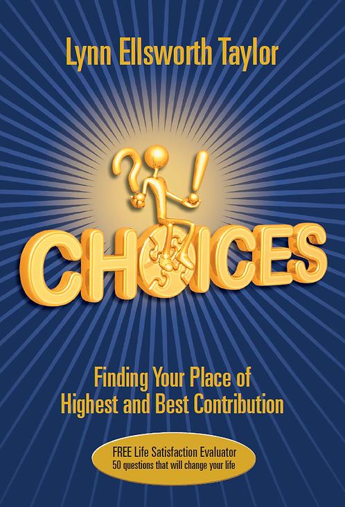 Choices (353 pgs, ebook)