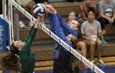 South volleyball dominates Kennesaw Mountain in playoff opener