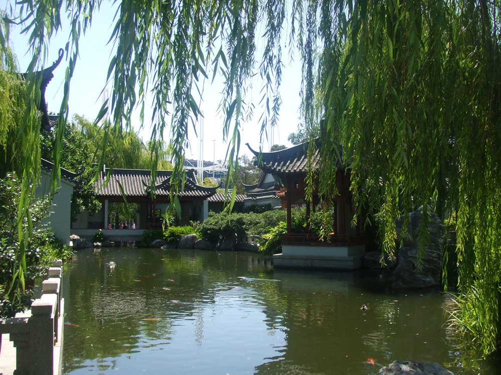 Explore The Lan Su Chinese Garden