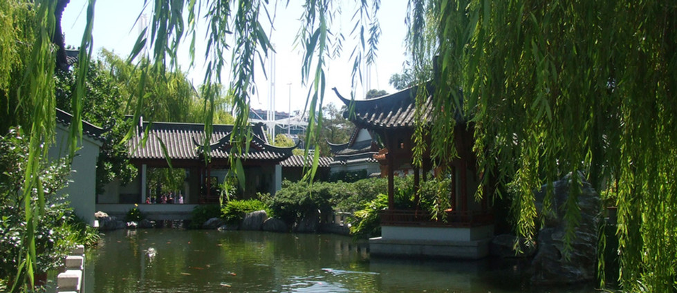 Asian Garden Agua