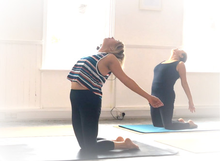 New Scientist Article on breathing, and our Yoga Sthira (Calm) - breathing class