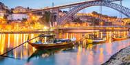Magnificent D. Luis bridge