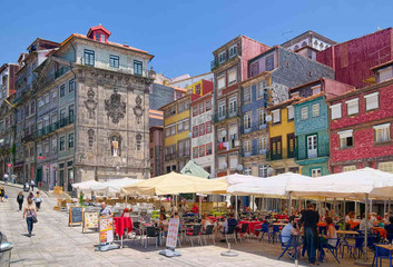 Ribeira, Unesco heritage cite