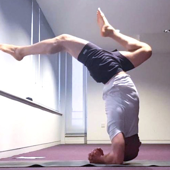Yoga for Strength & Flexibility, with Chafik   4. Back