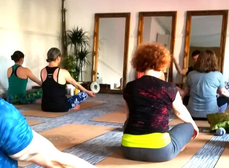 How much yoga should I do per week?