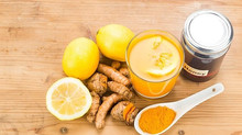 Supercharge Your Immune System (Turmeric-Ginger Ice Tea Recipe)