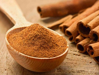 Did you know that cinnamon can boost intelligence?