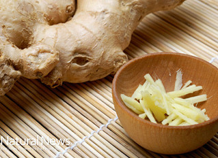 Athletes should eat ginger after working out to reduce pain